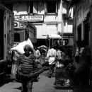Laborers In The Street @ Sri Lanka