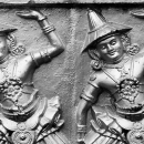 Dancing Sculptures @ Sri Lanka