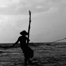 Stilt Fishing @ Sri Lanka