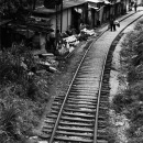Railroad Is Also A Road @ Sri Lanka