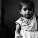 Little Girl With Bindi @ Sri lanka