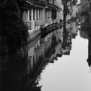 Reflection On The Waterway @ China