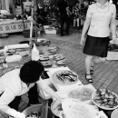 Women In The Fish Market @ South Korea
