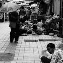 A Heap Of Onion On The Street @ South korea