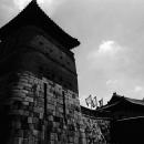 水原華城の西北空心墩