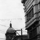 マニラ大聖堂の屋根