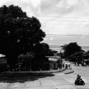 Intersection In Santa Maria @ Philippines