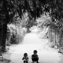 Two Kids In The Street