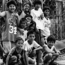 Children And A Dog @ Philippines