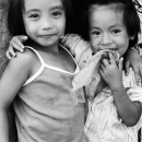 Two Curious Girls In Tinglayen @ Philippines