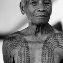 Tattoo On The Chest @ Philippines
