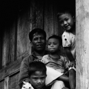 Man And Boys In The Village @ Philippines