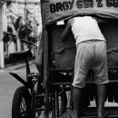 Peeping Into A Tricycle @ Philippines