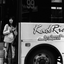 Female Conductor Of A Bus @ Malaysia