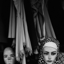 Two Faces Of Mannequin