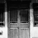 Door In Chinatown