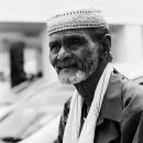 イスラム教徒の車夫