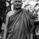 A Monk From Myanmar