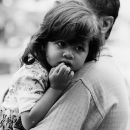 Girl In The Father's Arms @ Malaysia
