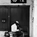 Motorbike In The Corner @ Malaysia
