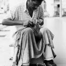 Shoemaker Was Repairing