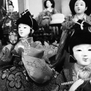 Dolls With Long-slitted Eyes