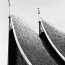 王宮のとんがった屋根