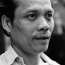 Abstracted-looking Man @ Vietnam