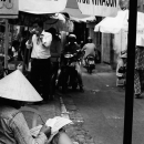 Conical Hat And Sole @ Vietnam