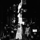 Three Kids In The Dim Alley @ Vietnam