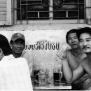 Four Men And Many Cups @ Vietnam