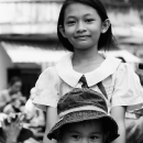 Little Madam And Her Big Sister @ Vietnam