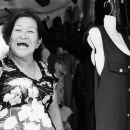 Woman At A Boutique @ Vietnam