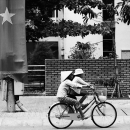 Star And Bicycle @ Vietnam