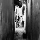 Recess Of The Alleyway @ Vietnam