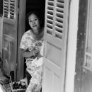 Nail Care At The Entrance @ Vietnam