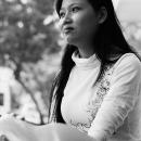 Woman With Long Dark Hair @ Vietnam