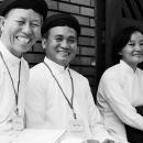 Smiling Caodaiist @ Vietnam