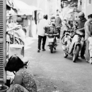 A Scene Of A Street