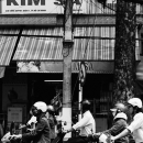 Helmets On A Thoroughfare @ Vietnam