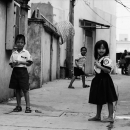 Three Kids Found Me In The Alleyway @ Vietnam