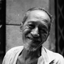 Chuckle Of A Stubbled Face @ Vietnam