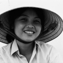 Smile Under The Conical Hat @ Vietnam