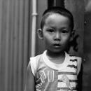 Boy Having A Buzz-cut @ Vietnam