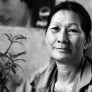 Listless-looking Woman @ Vietnam