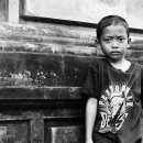 Intimidated Boy @ Indonesia