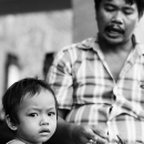 Girl And Her Father @ Indonesia