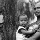 Father And His Son @ Indonesia
