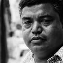 Man With A Grumpy Look @ Nepal