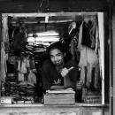 Storekeeper Thumbed Up @ Nepal